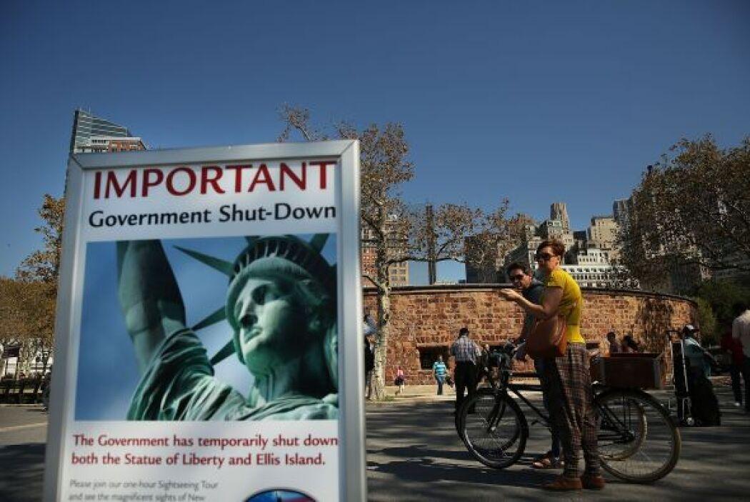 6. La Estatua de la Libertad