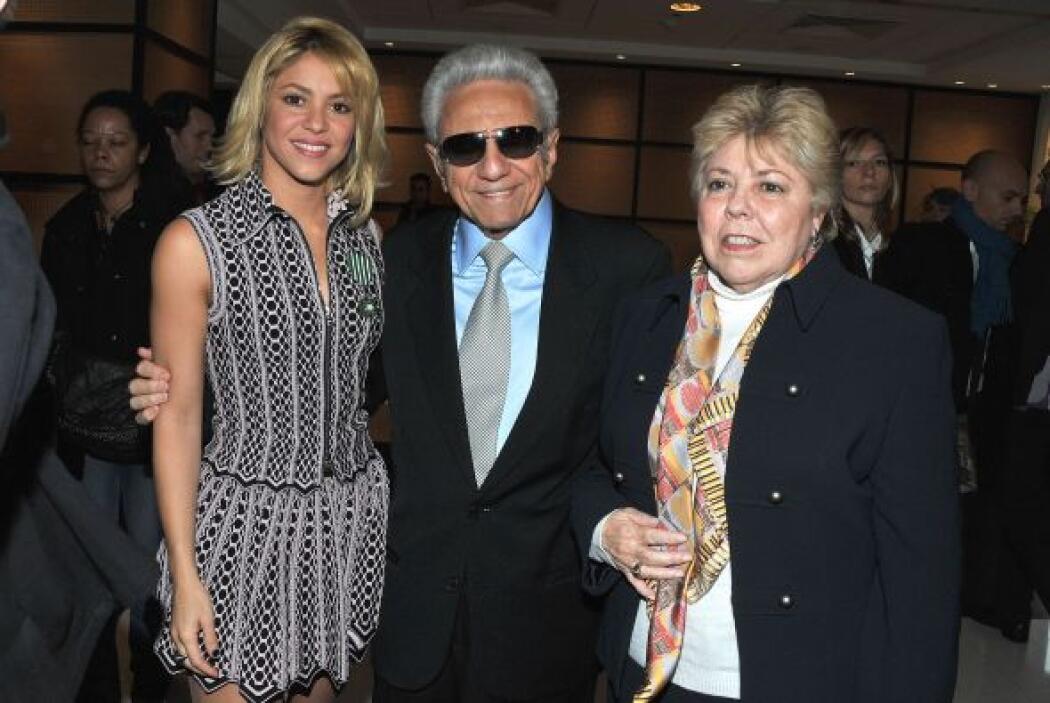 Shakira Isabel Mebarak Ripoll siempre ha dejado ver la gran admiración q...