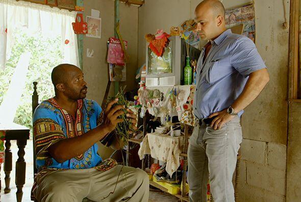 El Ounagüiei entonces le demostró y explicó al doctor Juan cómo realizar...