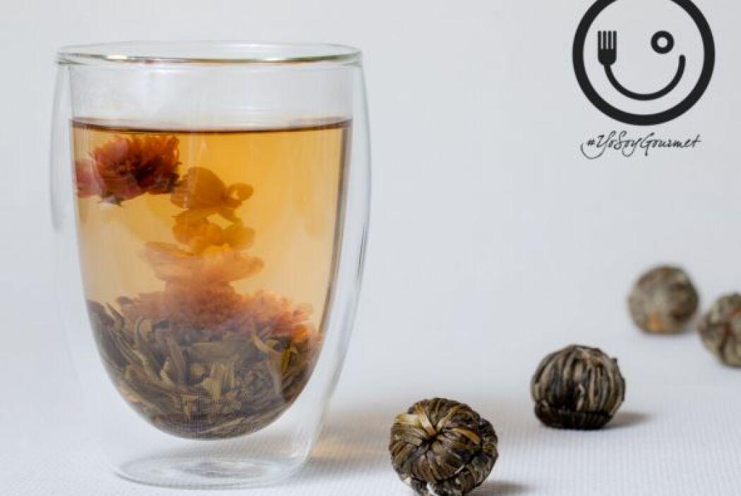 Aquí podrás hacer catas de té con comida mexicana y aprender cómo debes...