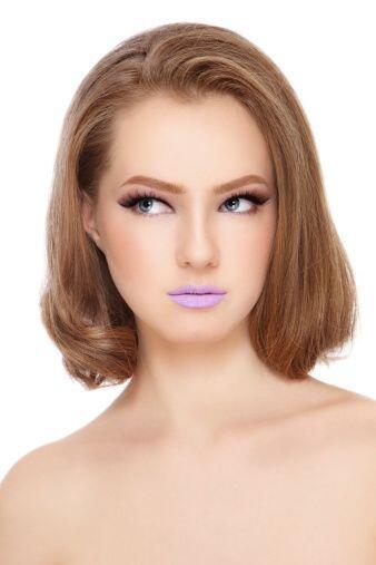 Los colores pasteles son protagónicos del 2014, así que un maquillaje 'r...