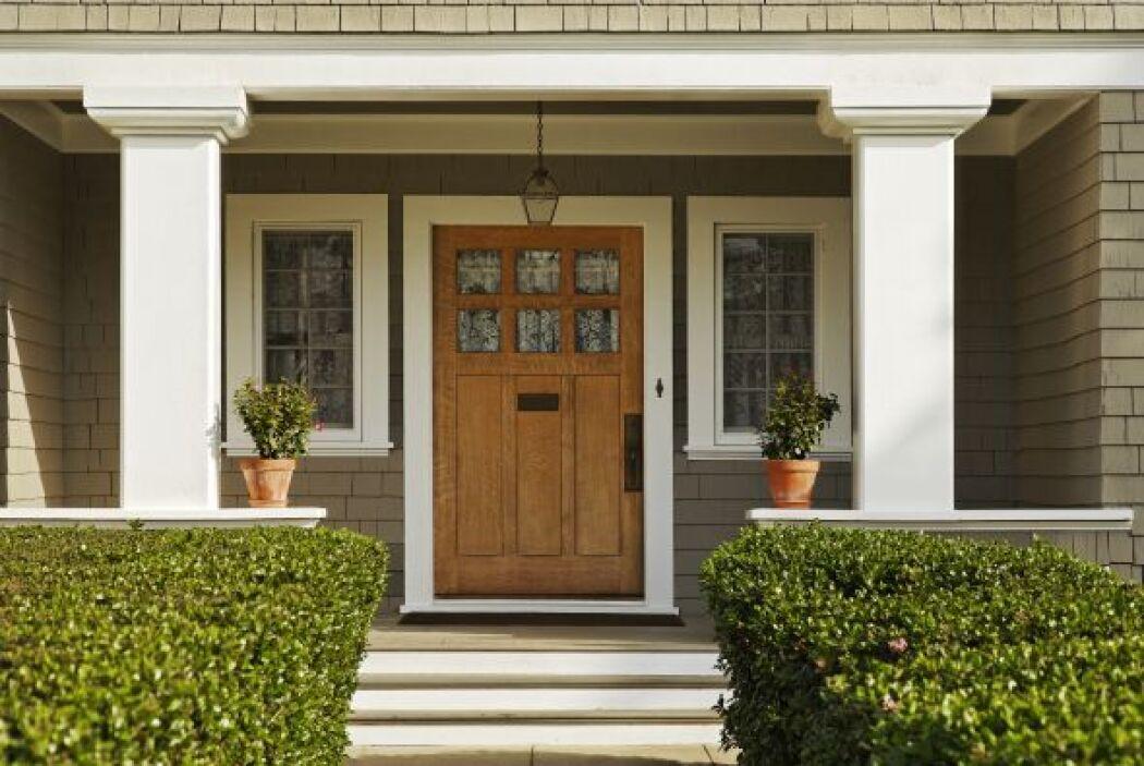 El truco está en reorganizar la entrada del hogar para atraer siempre la...