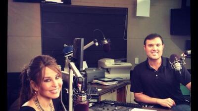 Myrka Dellanos abrió su corazon en una entrevista muy personal con Alber...