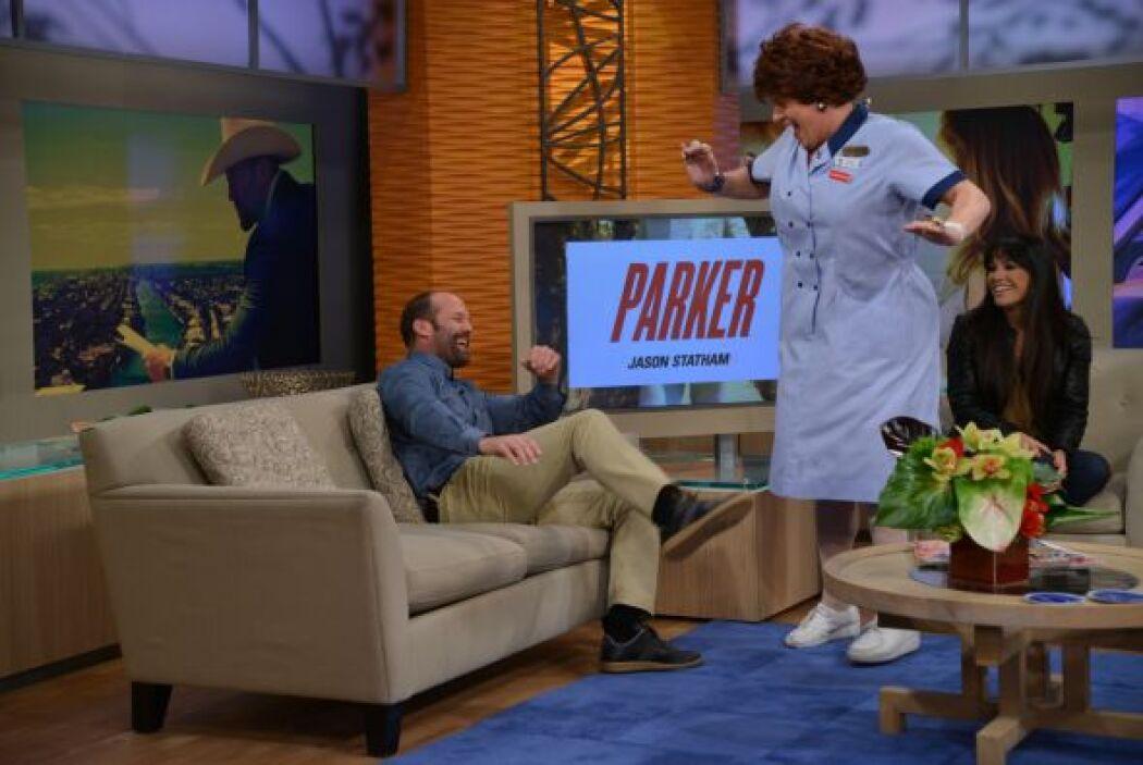A parte de decirle abiertamente que no le gustaba, Jason le lanzó una pa...