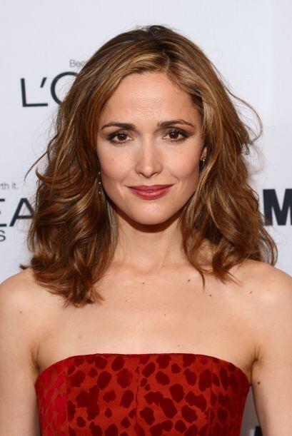 71. ROSE BYRNE La actriz de 34 años ha protagonizado hits como &q...