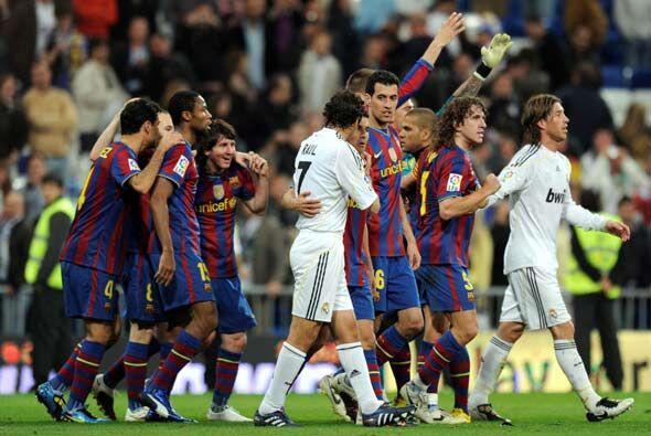 Fue la primera derrota del Real Madrid en su estadio y la segunda victor...