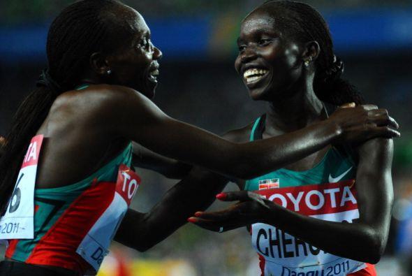 Kenia, invencible en el fondo femenino en estos campeonatos, logr&oacute...