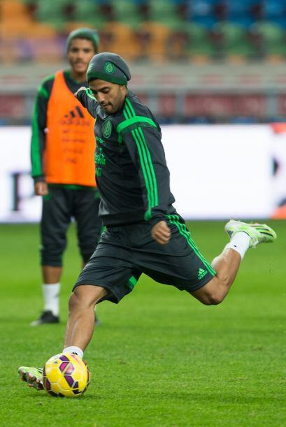 Carlos Vela llega a selección mexicna con un recorrido muy importante en...