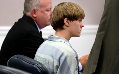 En video: sentencian a muerte a Dylann Roof por asesinar a nueve feligre...