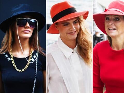 El sombrero es más que un accesorio: ¡es un fashion stateme...