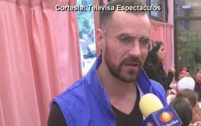 Jorge Poza revela que su madre padeció de cáncer y cachamos a Leonardo D...
