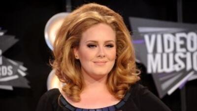 La cantante Adele ha asegurado que nunca aspiró a ser delgada, por lo qu...