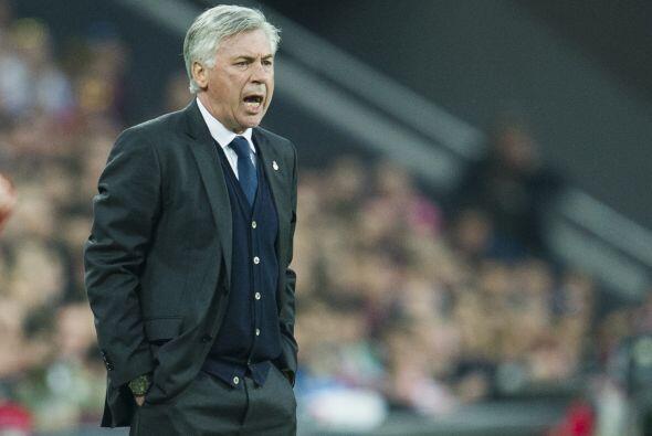 Ancelotti apretó a sus pupilos e hizo modificaciones en su cuadro...