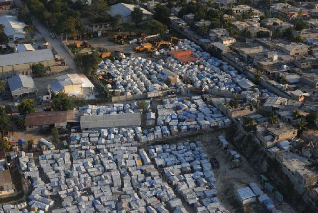El 2010 fue un año terrible para Haití.  Fue sacudido por el terremoto d...