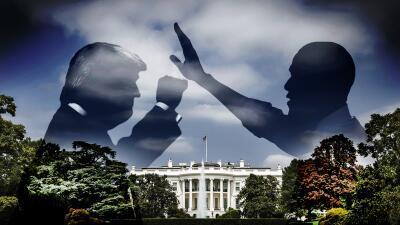 Trump - Obama: Transición y camino a la Casa Blanca