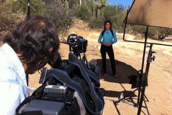 El desierto de Arizona cobra cada año la vida de cientos de inmigrantes...