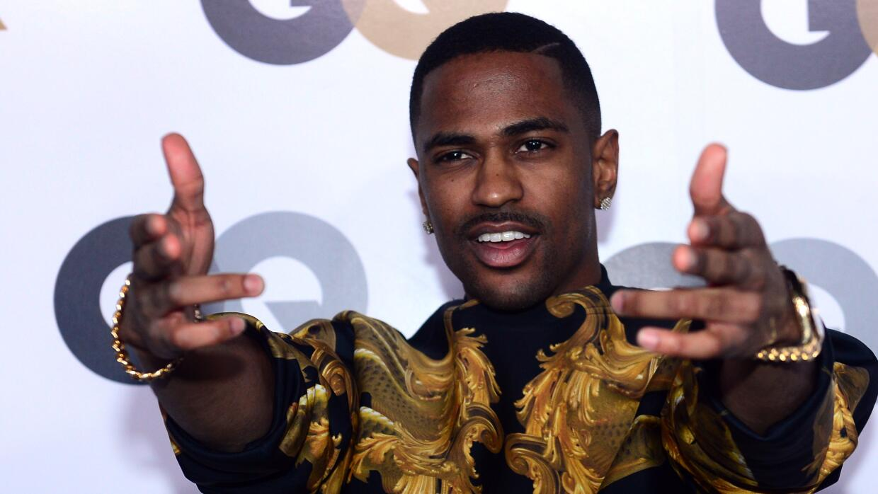 Big Sean poses on arrival for the GQ Men of the Year Party at Chateau Ma...