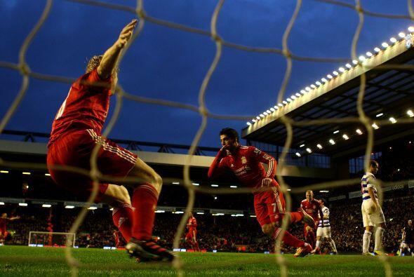 Suárez acumula 5 goles en lo que va del campeonato.