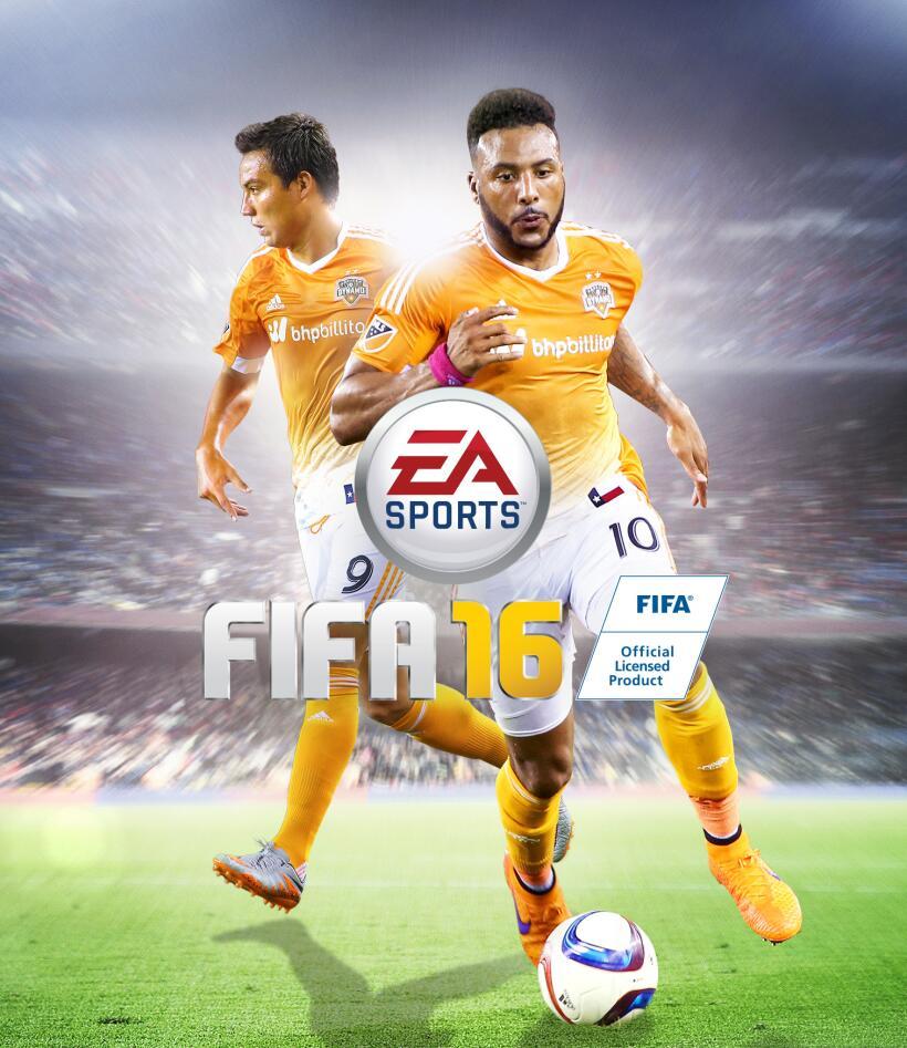 Portadas de FIFA 16 para la MLS