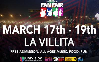 Univision Fan Fair 2017