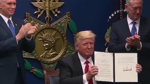 'Dallas en un Minuto': presentan nuevo plan de inmigración del president...