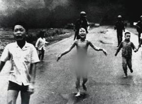 Fotografías que retratan la condición humana en conflictos