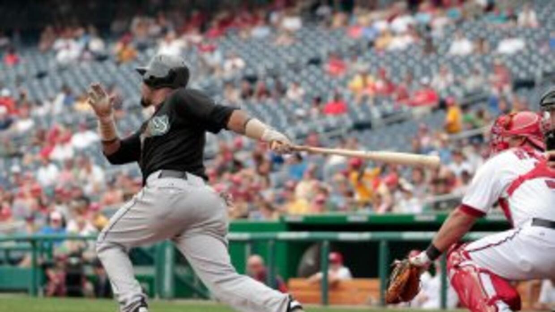 Bonifacio sigue encendido con el bat y llegó a 26 juegos conectando impa...