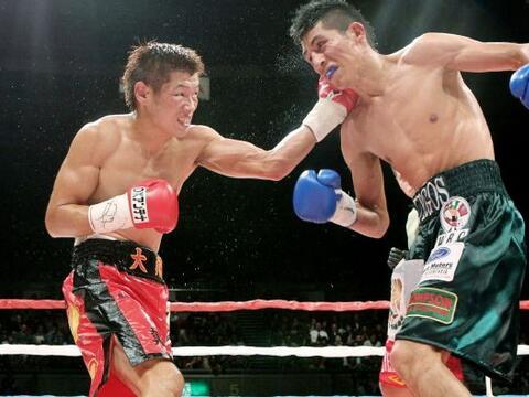 El japonés Hozumi Hasegawa conquistó el título plum...