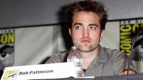 Robert Pattinson habla sobre su personaje Edward Cullen