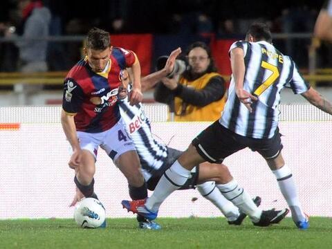 La Juventus perdió una gran chance de alcanzar al líder Mi...