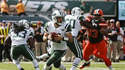Highlights Temporada 2015 Semana 1: New York Jets 31-10 Cleveland Browns