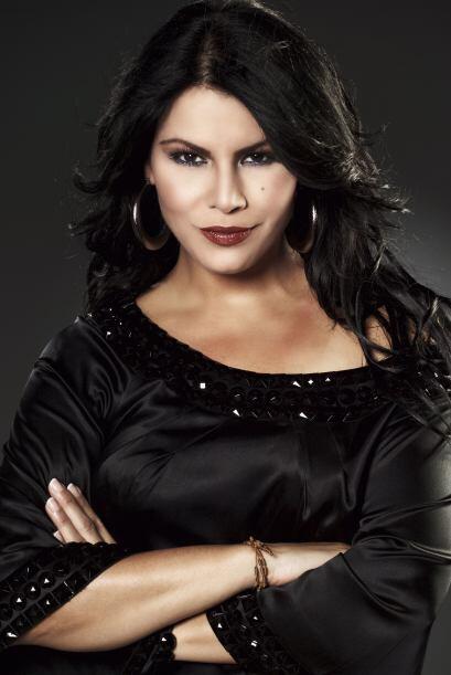 En 1991 Olga Tañón se presentó por primera vez como solista. ¡Nos encantó!