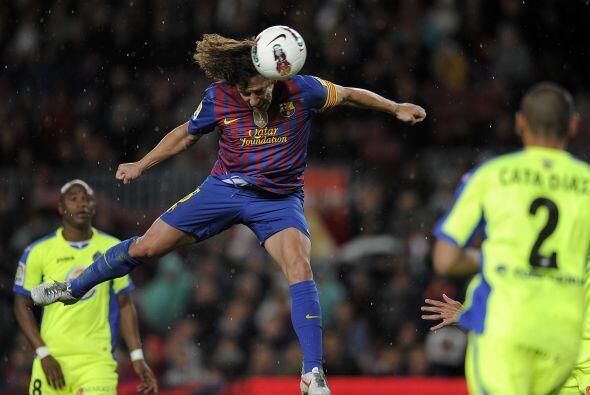 La segunda mitad fue más de lo mismo. Barcelona domoinó de...