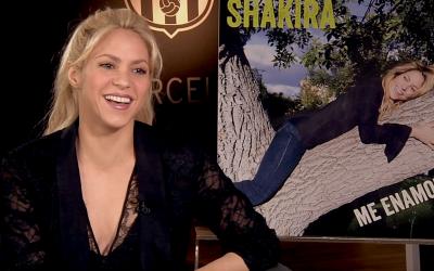 Shakira habla de su última canción, 'Me enamoré', e...