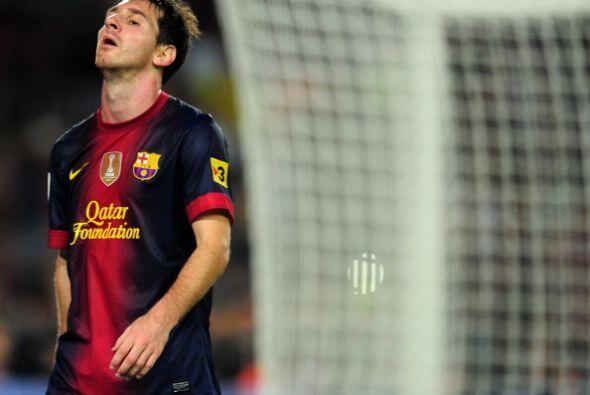 Una y otra vez se repetían los lamentos del Barcelona.