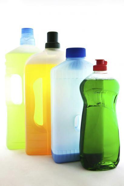 Cuidado con los productos de limpieza. No corras el riesgo de que tu beb...