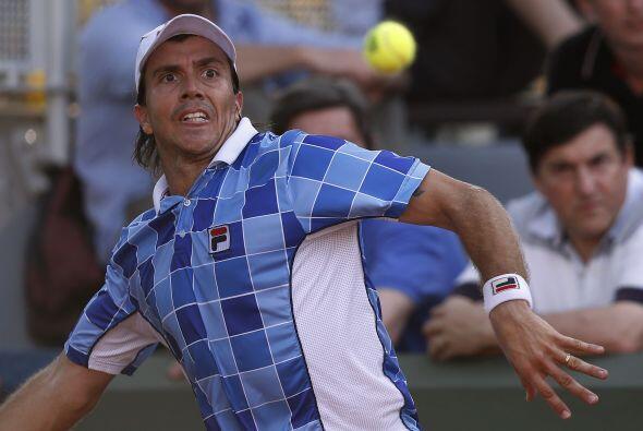 Berlocq, 37º mejor tenista del mundo, se convirtió así en el segundo arg...