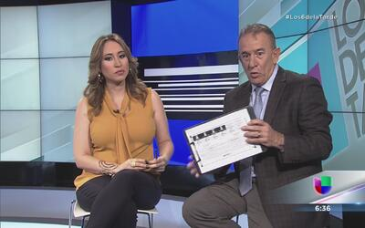 Manuel Cidre explica los cambios que exige en la papeleta estatal