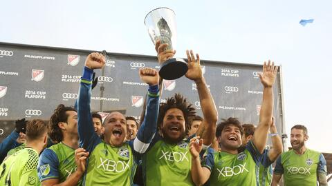 Seattle Sounders, a la final de la MLS