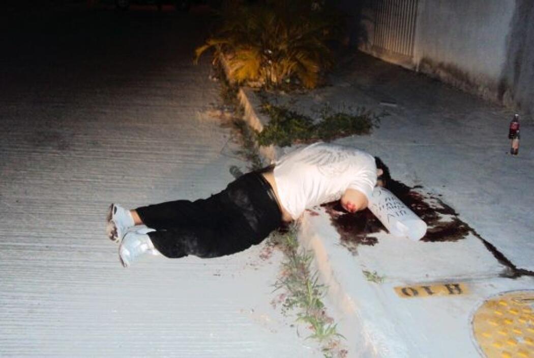 La violencia ahora camina hacia el sur de México, donde las decapitacion...