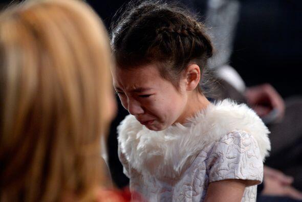 ¿Por qué llora Lilly? ¿Acaso porque su 'Modern Family' no ganó?