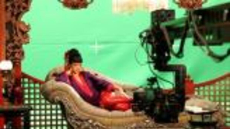 Princess Of China (Behind The Scenes) ft. Rihanna