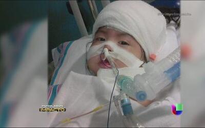 Una madre espera un milagro para su hija con cáncer en los tejidos del c...