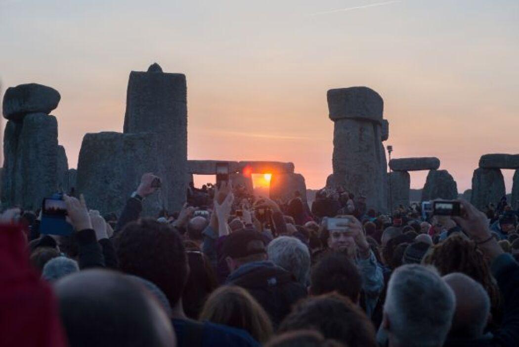 Los historiadores consideran que fue erigido entre el año 3,000 a.C. y e...