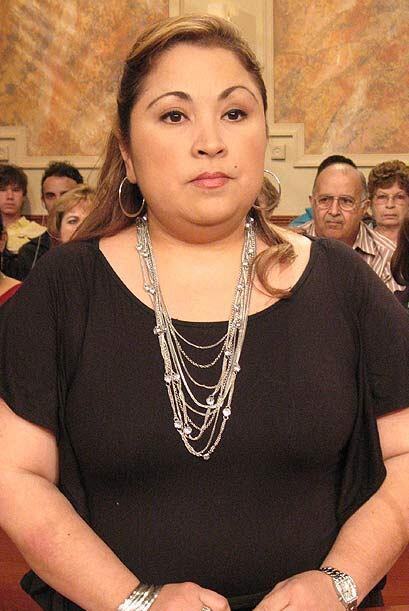 """Patricia demandó a su esposo Joel por """"cochino""""."""