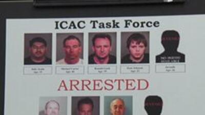 Estos son los individuos arrestados en la investigacion