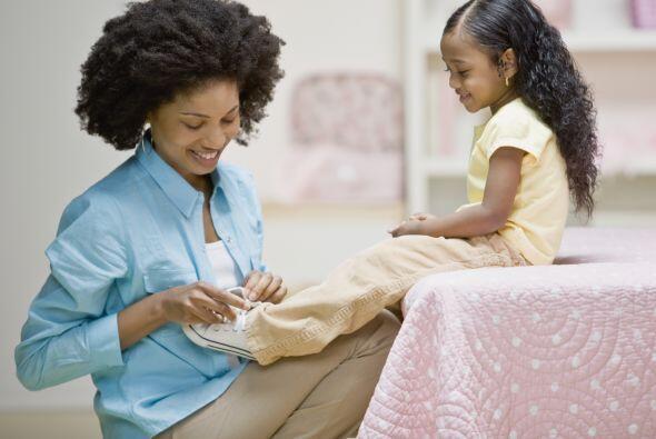 Al llegar a casa procura cambiarte de ropa y deposítala en un cesto.