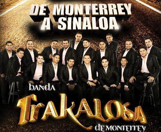 La Banda La Trakalosa está nominada como Artista Banda Revelación del Año.