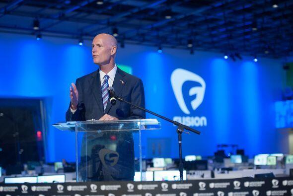 """El edificio será la sede del nuevo canal """"Fusion"""" (la cadena en inglés e..."""