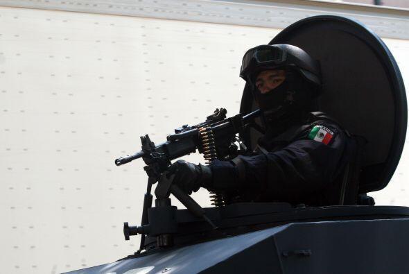 Chihuahua, Sinaloa y Guerrero fueron los estados más violentos en 2010.